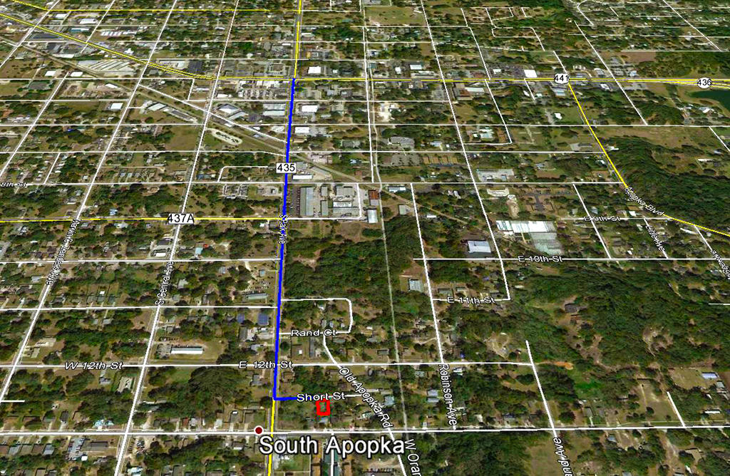 Neighborhood Lot in Apopka About Half an Hour from Orlando - Image 2