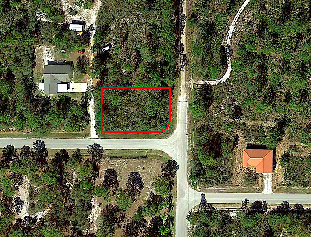 Quarter of an Acre Florida Land Near Lakes - Image 1
