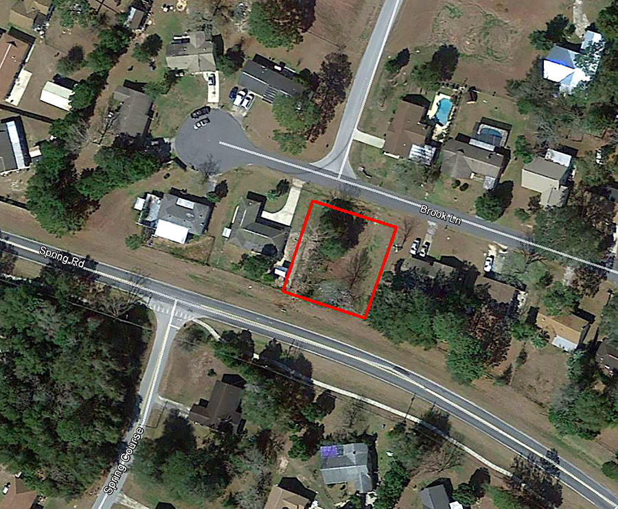 Nice Size Residential Lot in South Ocala - Image 1