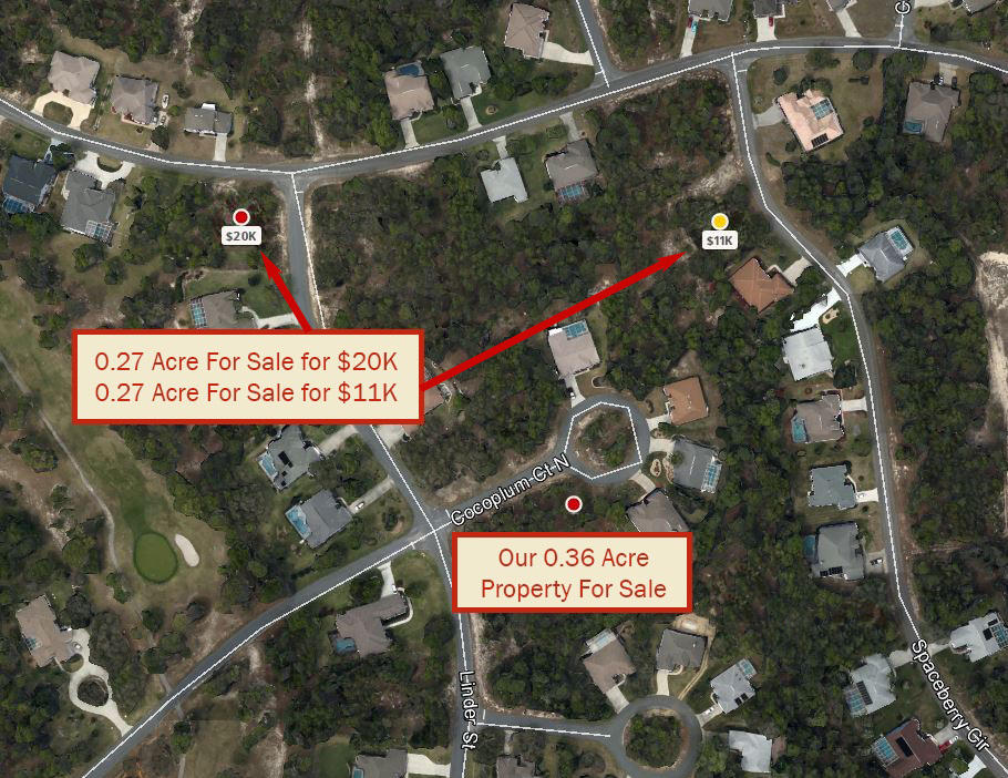 Excellent Small Residential Lot in Homosassa - Image 3