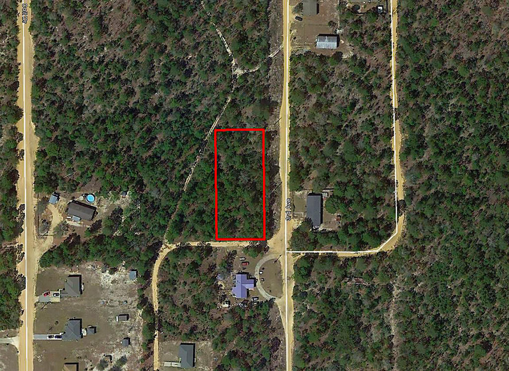 Corner lot in Crestview on the Florida Panhandle - Image 1