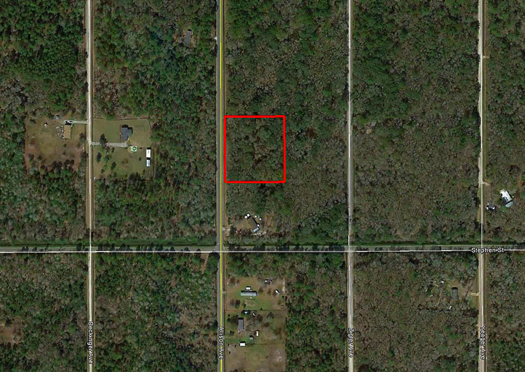 Florida Acreage with Excellent Access - Image 1