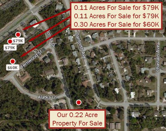 Superb Lot in Deltona Lakes Subdivision - Image 2