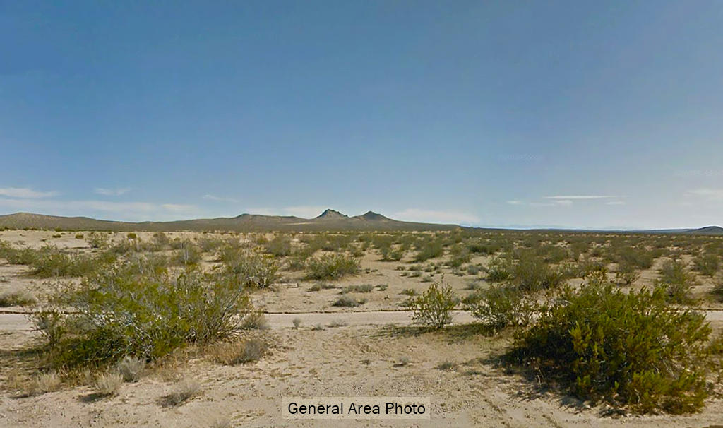 Acreage in Private Area Close to California City - Image 4