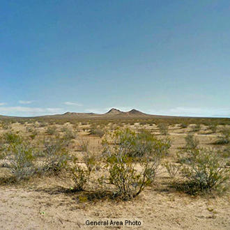 Acreage in Private Area Close to California City - Image 0