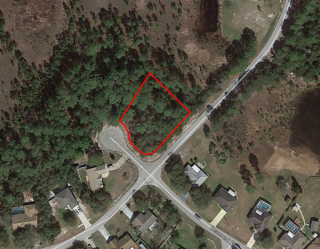 Residential Deltona Lot on Cul de Sac - Image 2