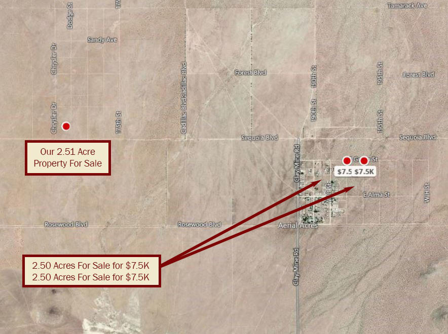 Two and a Half Acres in Edwards California - Image 4