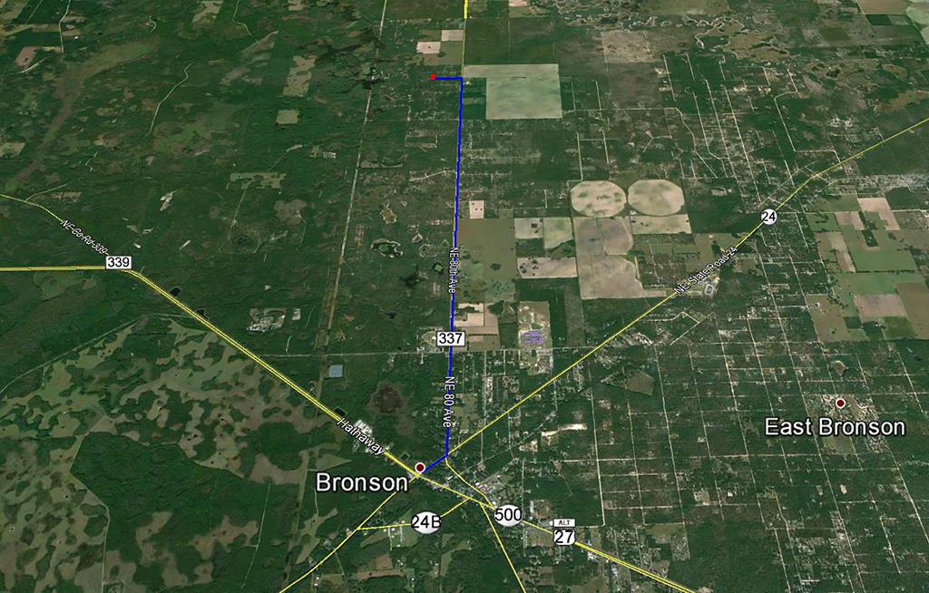 Emerald 1+ Acre Florida Wonderland west of Gainesville - Image 2