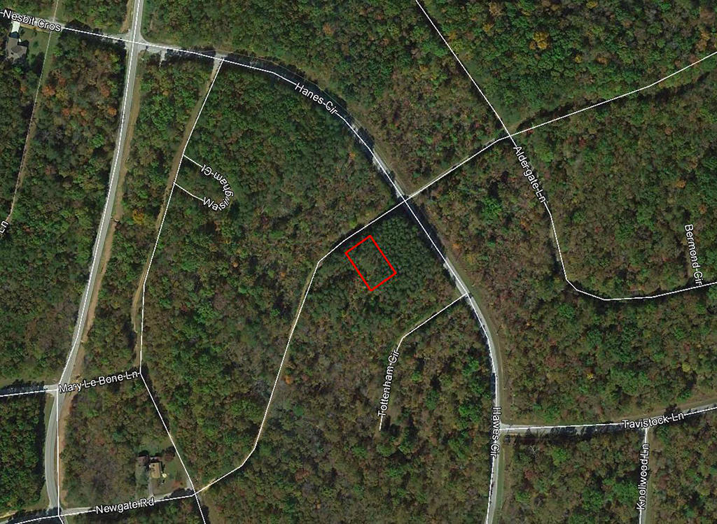 Beautiful Wooded Lot in Tennessee Resort Area - Image 1