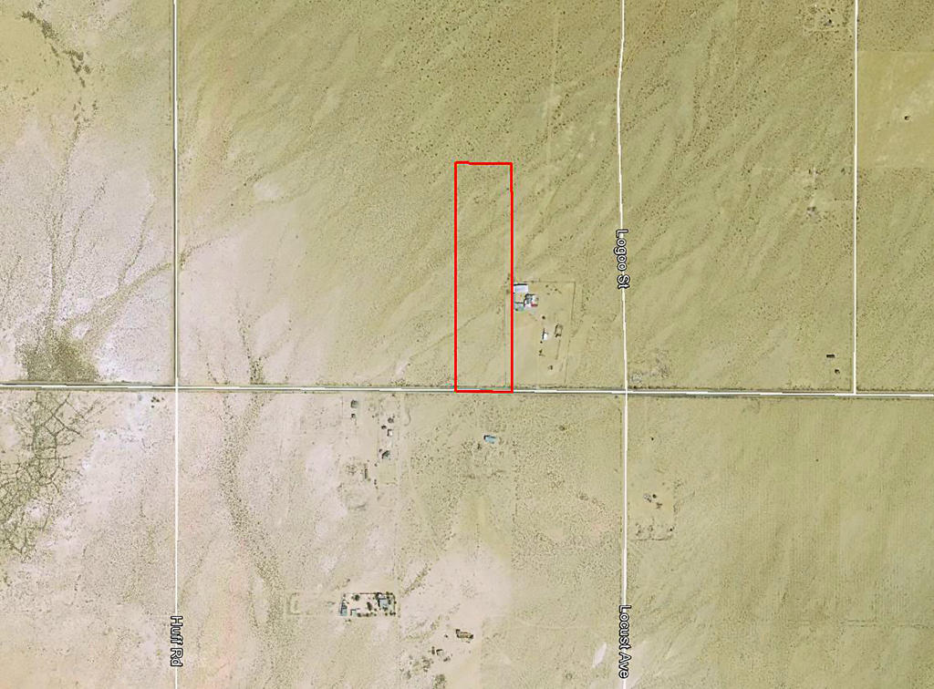 Ten Acre Property About 10 Miles NE of Lucerne Valley - Image 1