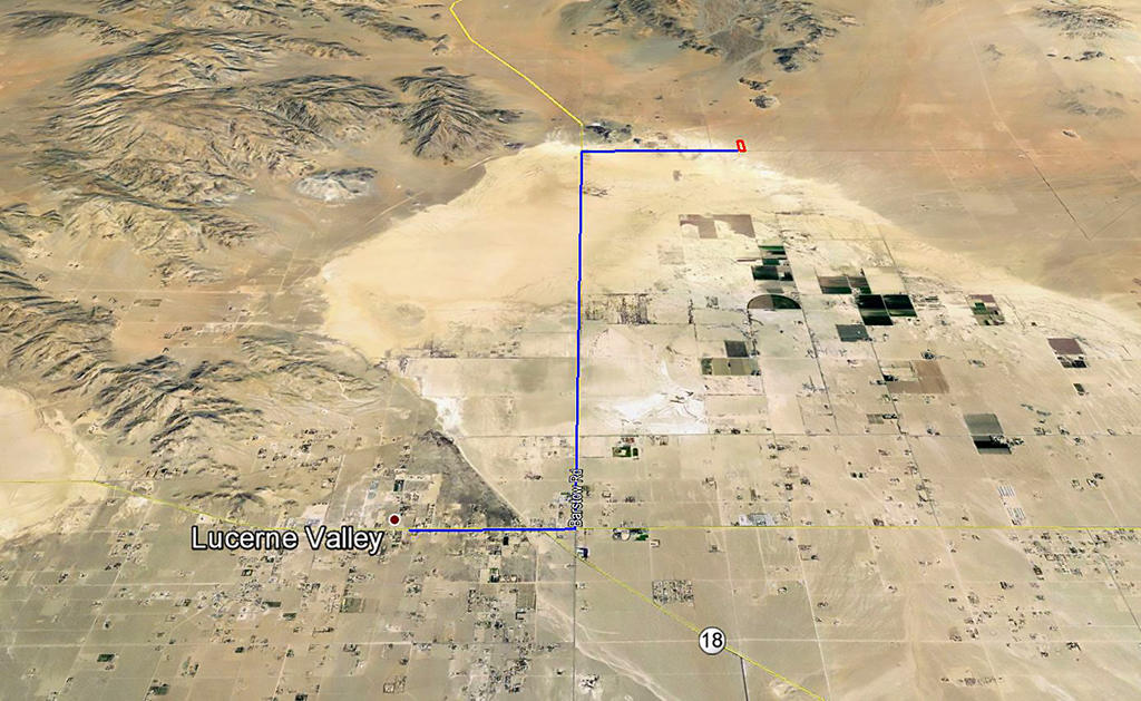 Ten Acre Property About 10 Miles NE of Lucerne Valley - Image 2