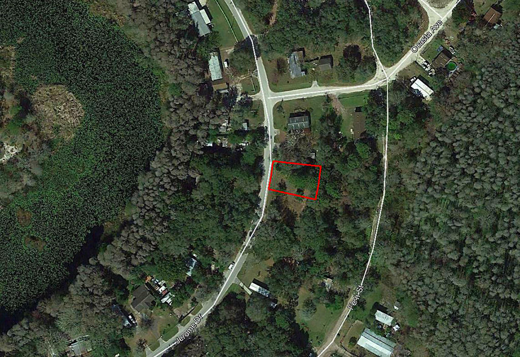 Lot on Jerome Drive in Moon Lake Estates - Image 1