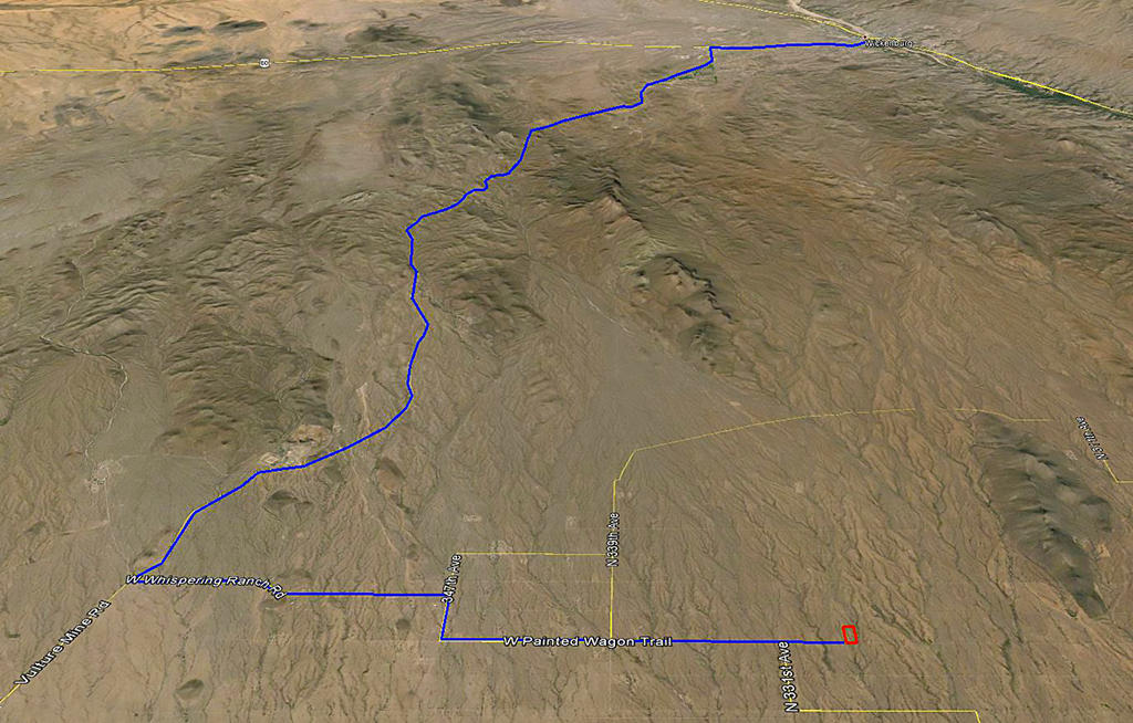 Private 5 Acre Escape About 90 Minutes from Phoenix - Image 2
