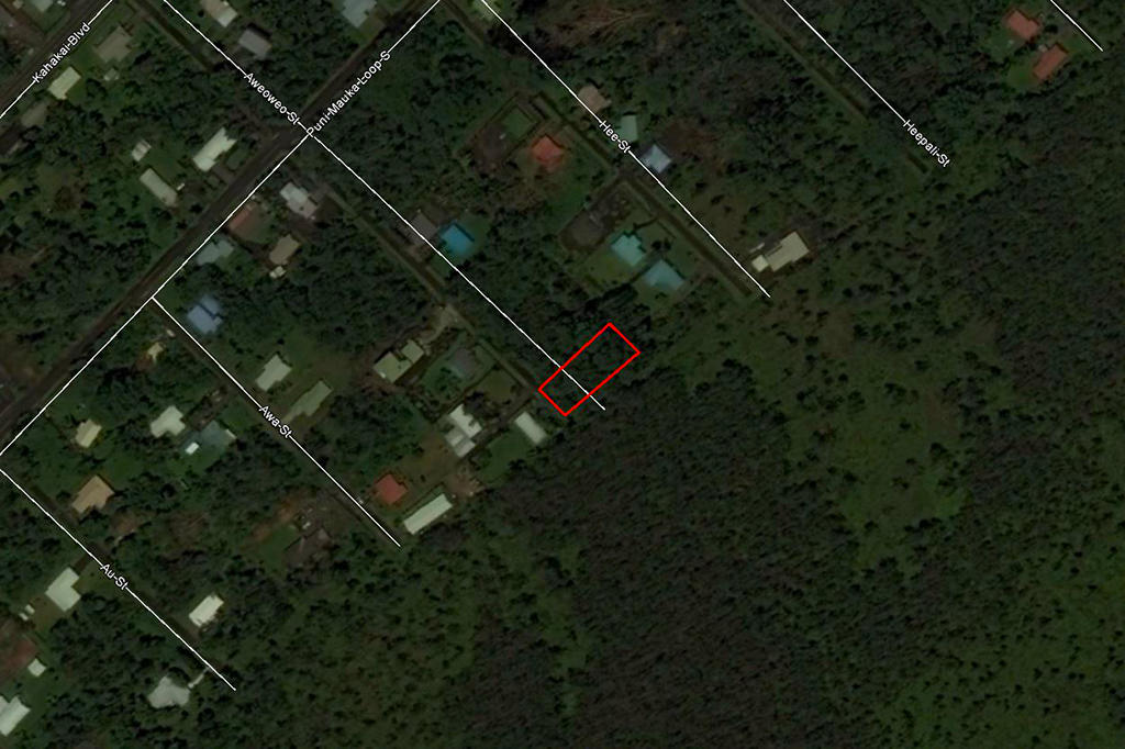 Large Residential Lot in Hawaii Close to the Beach - Image 1