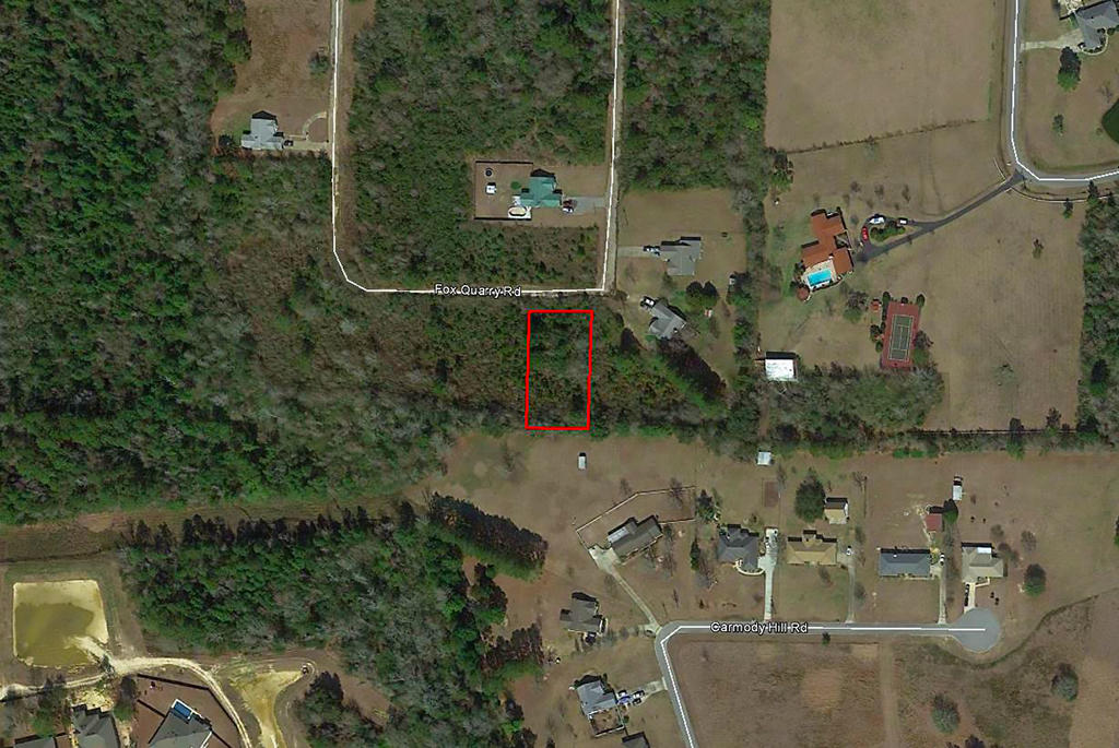 Half Acre with Tons of Potential Only Half Hour from Pensacola - Image 1