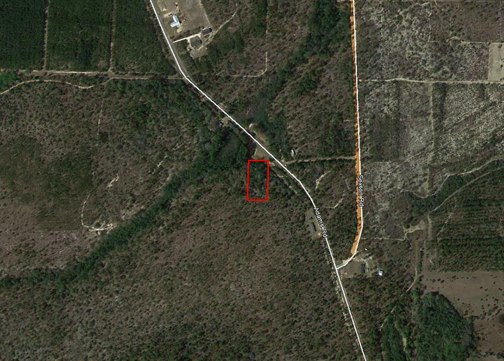 Small Rural Agricultural Lot on the Outskirts of Defuniak Springs - Image 2