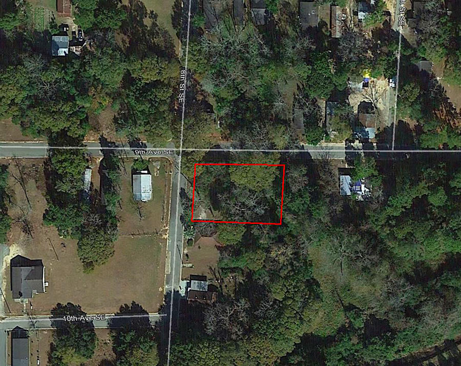 Tree-Covered Residential Lot on the Outskirts of Moultrie - Image 2