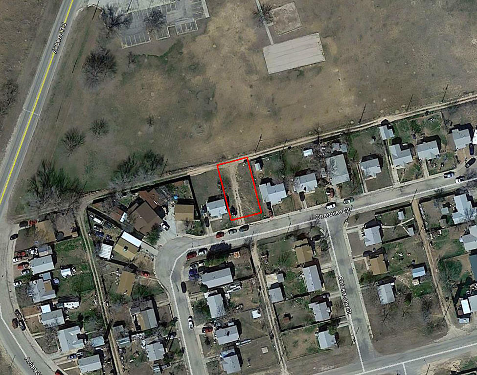 City lot in Big Spring Texas - Image 2
