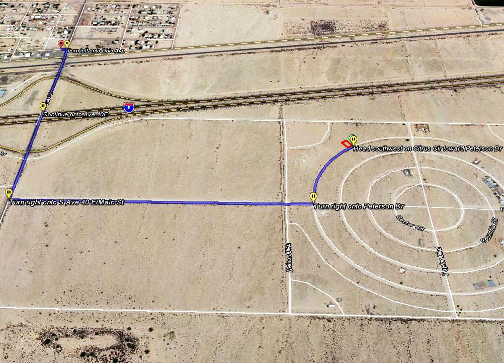 Arizona Lot Perfect for Mobile Home Living - Image 3