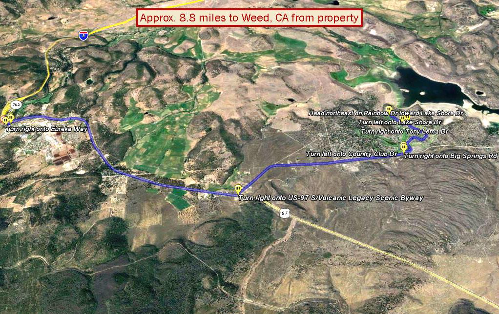 Homesite Within Walking Distance to Lake Shastina - Image 3