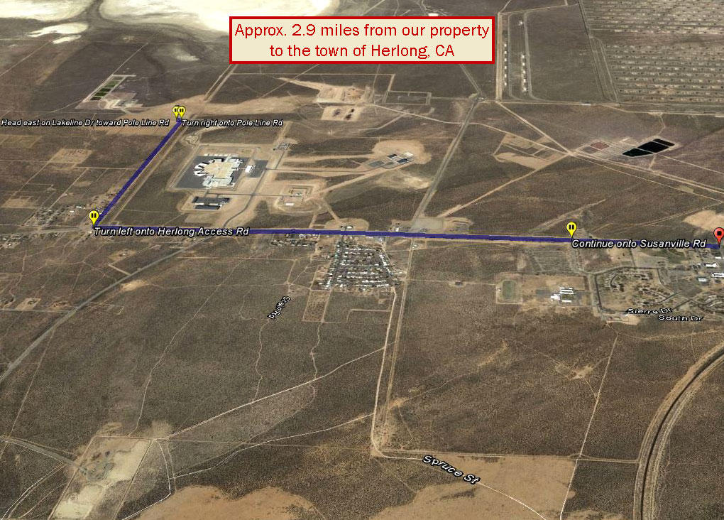 Cleared Flat Lot in Doyle California - Image 5