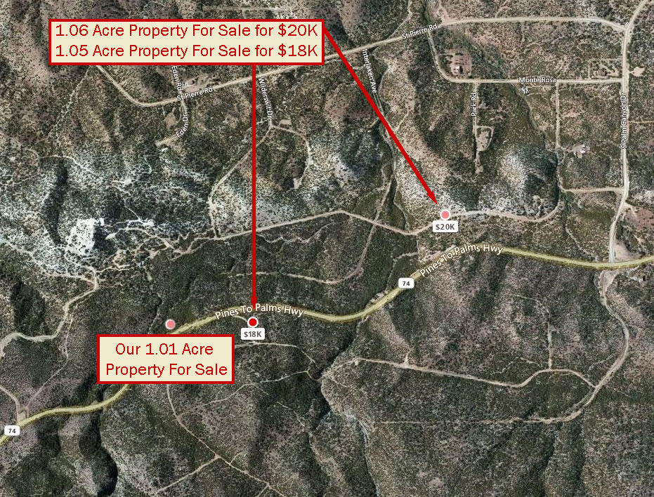 Rural Lot in Mountain Center with Beautiful Views - Image 3
