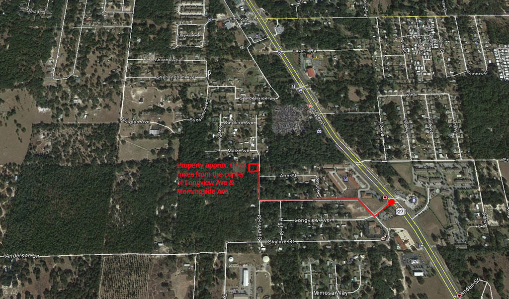 Manufactured Home Lot in Lady Lake - Image 4