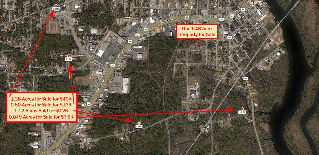 Large Residential Lot Close to Everything - Image 3