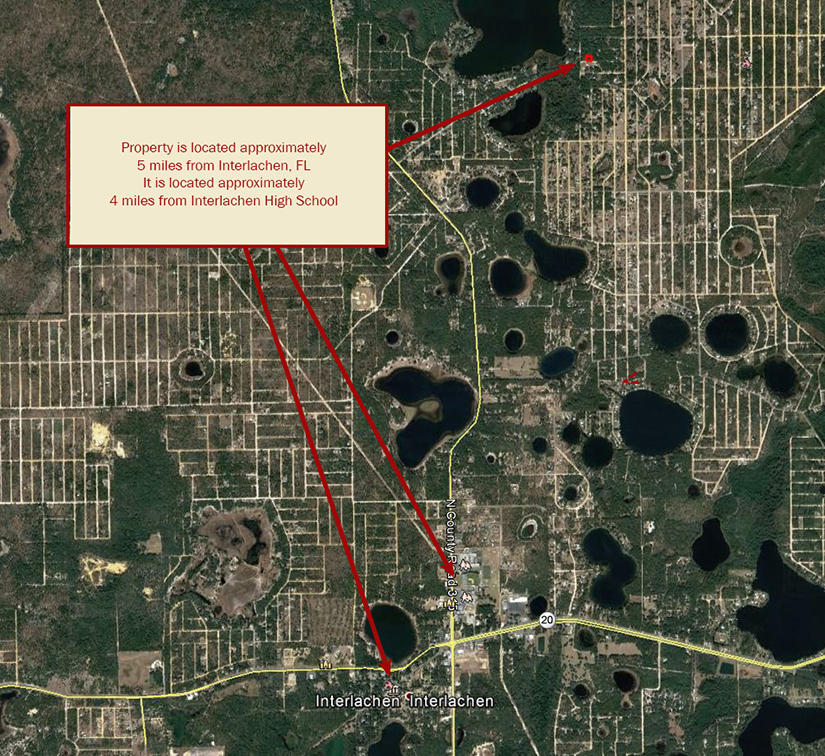 Be Close to Beautiful Lakes in Interlachen - Image 3