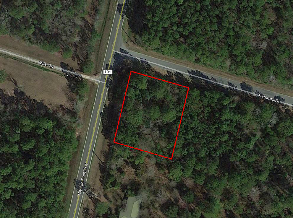 Half Acre Residential Lot in Milton Florida - Image 1