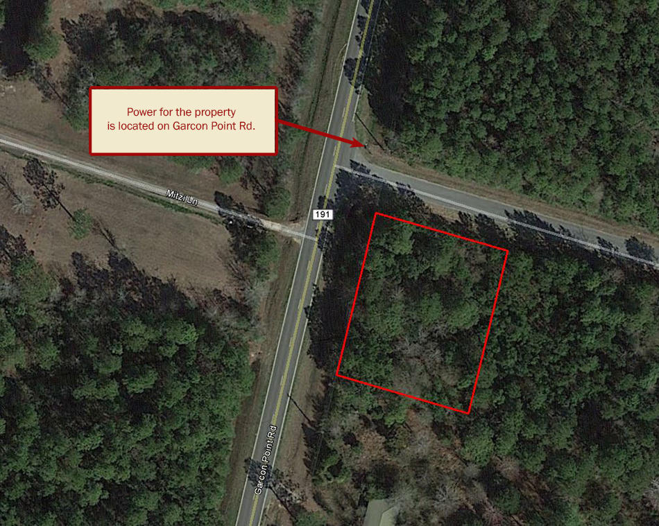 Half Acre Residential Lot in Milton Florida - Image 5