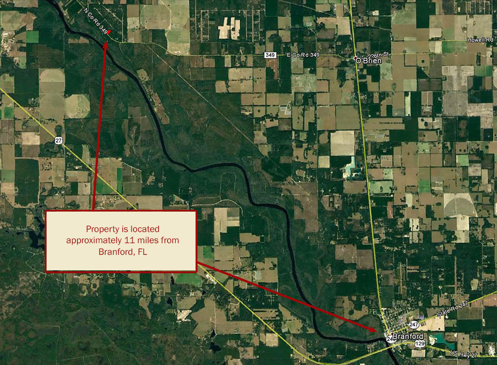 One-acre parcel near the Suwannee River - Image 4
