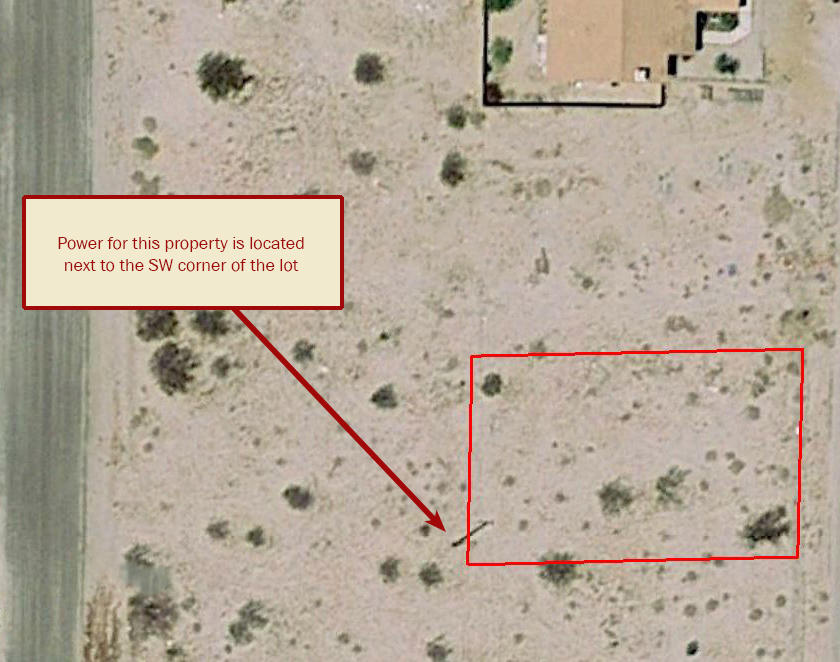 Great Views from this lot on the outskirts of Desert Hot Springs - Image 3