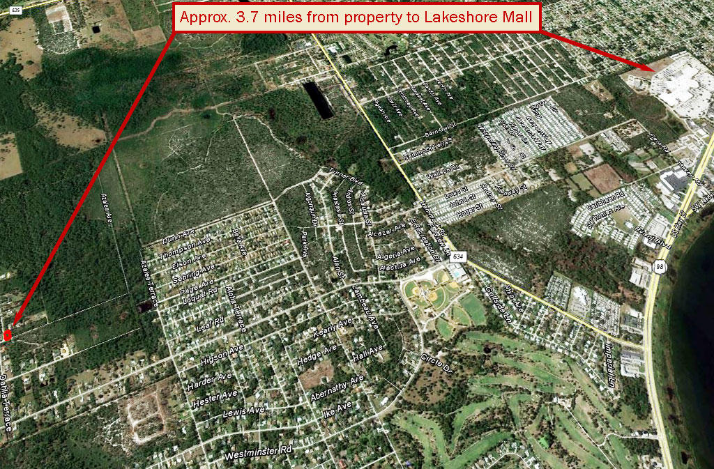 Quarter of an Acre Florida Land Near Lakes - Image 5