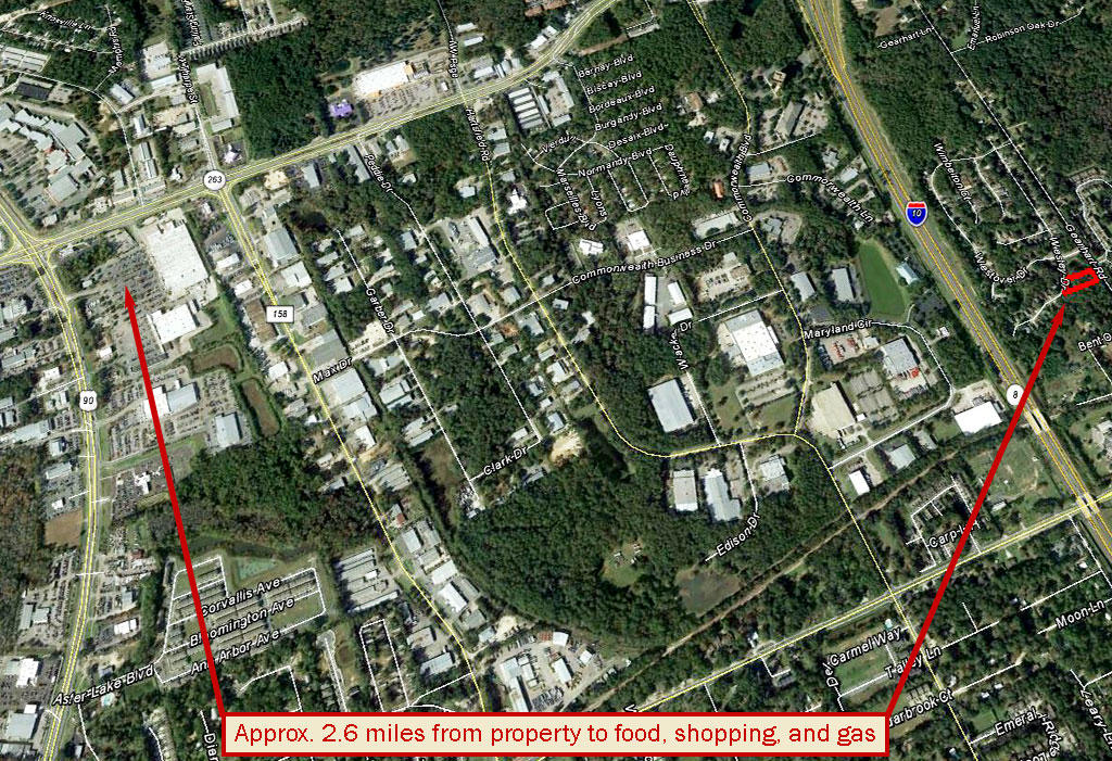 Over Half an Acre in Westover Subdivision with Utilities - Image 4