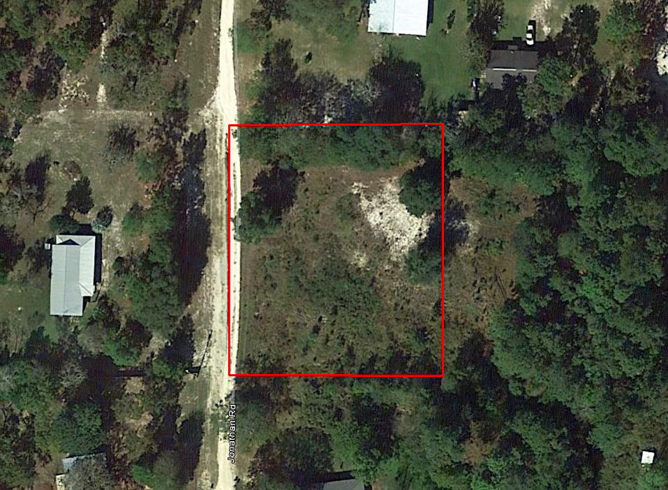 1 Acre Southwest of Jacksonville City Limits - Image 2