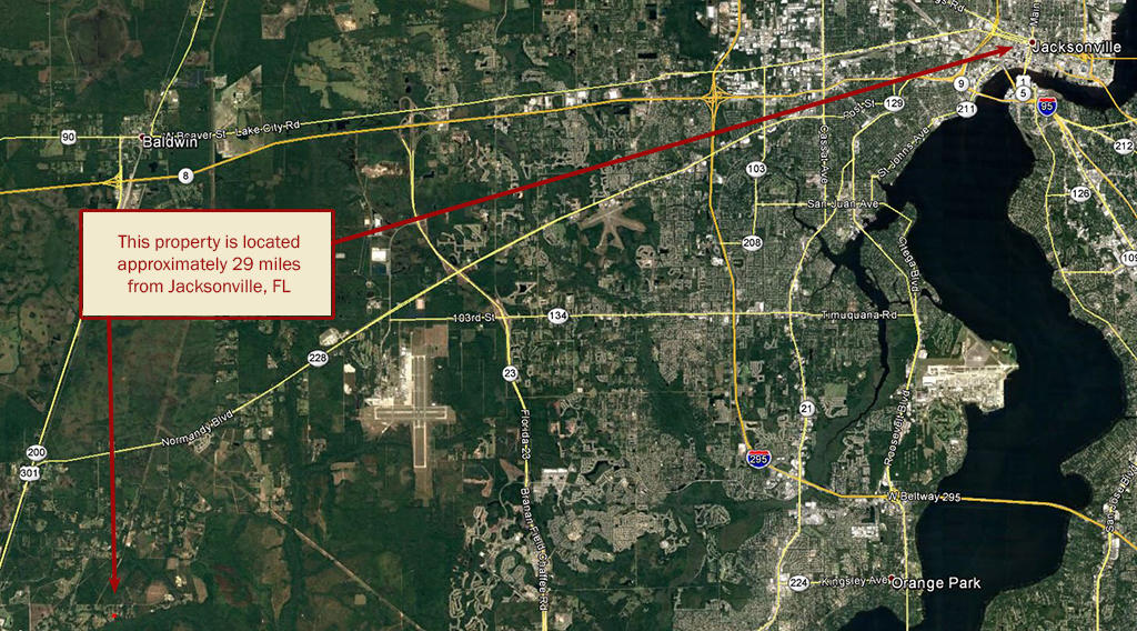 1 Acre Southwest of Jacksonville City Limits - Image 4