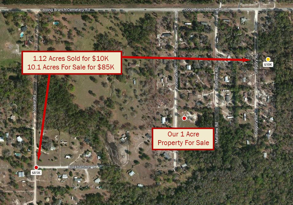 1 Acre Southwest of Jacksonville City Limits - Image 5