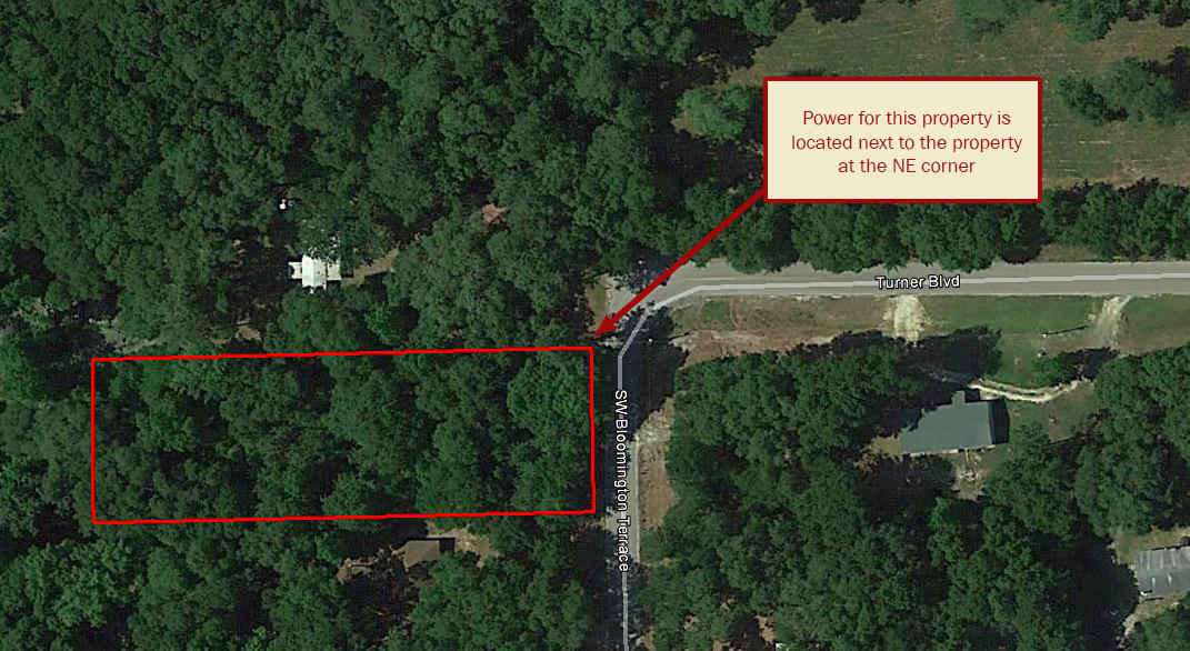 Beautiful Treed Lot with Paved Road Access - Image 4