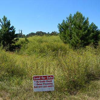 Large Corner Lot in Texas Countryside - Image 1