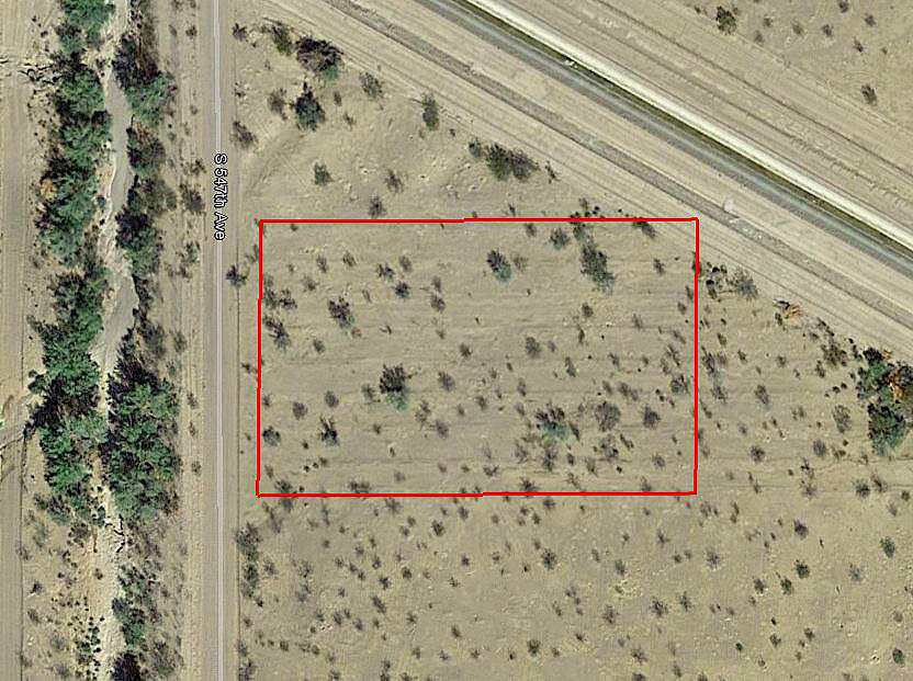 Rural Arizona Lot with Road Access - Image 1