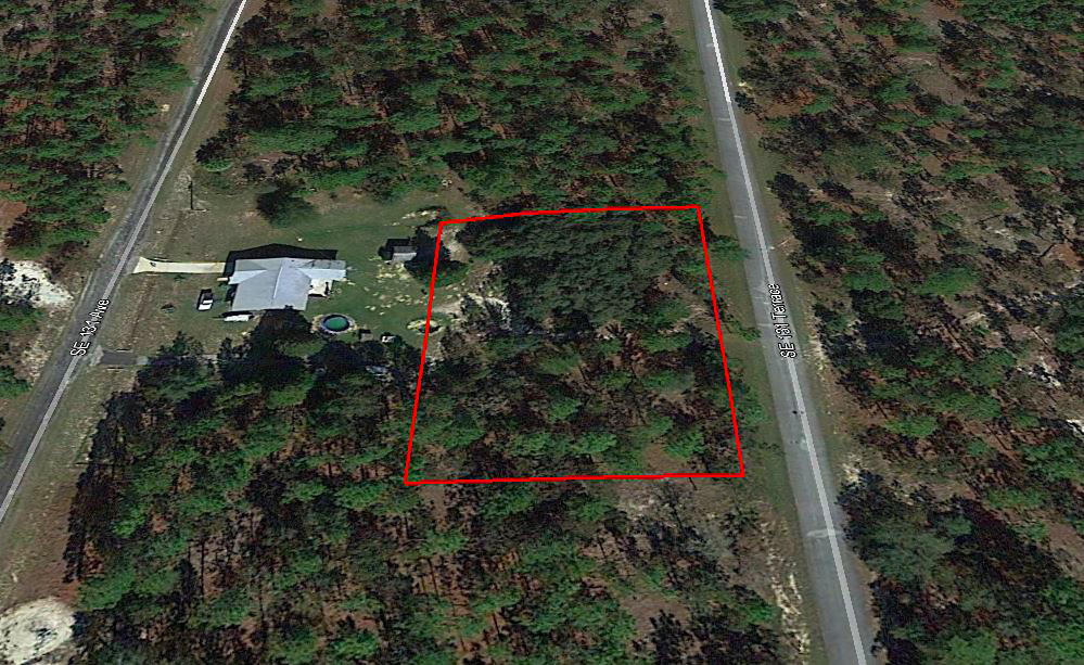 Three Combined Lots With Trees and Paved Road Access - Image 2