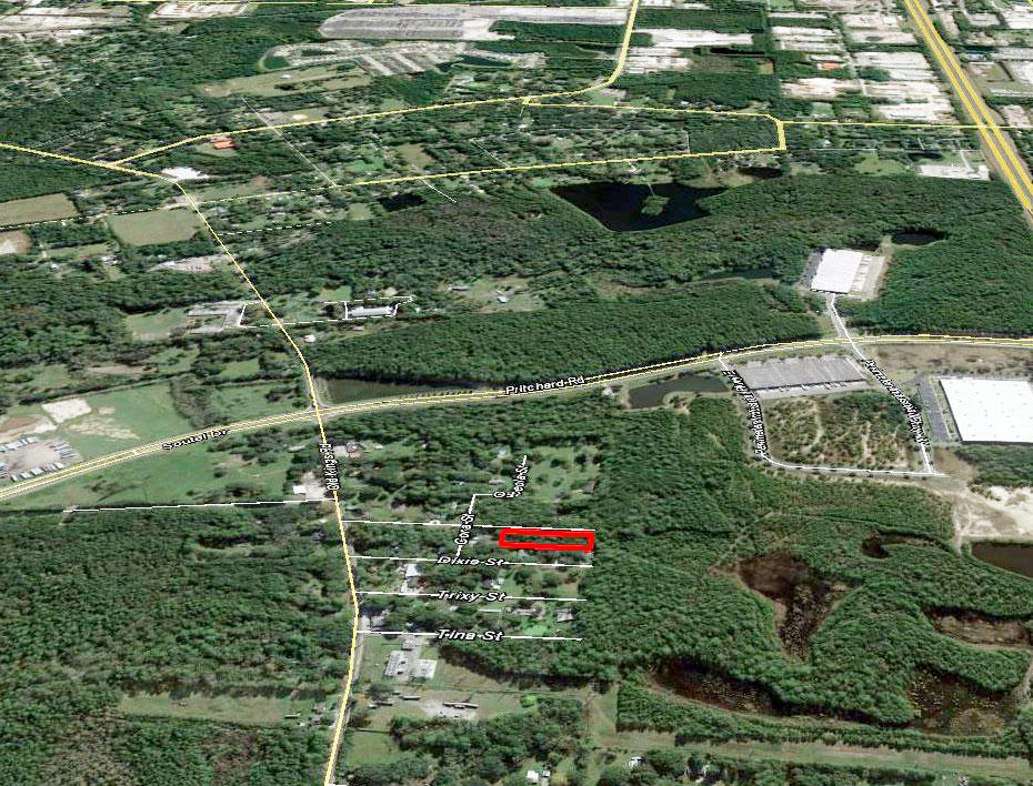 Treed Residential Parcel on Quiet Dead End Road - Image 2