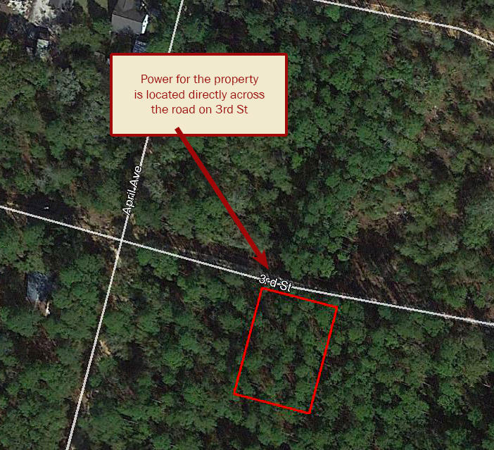 Over a Quarter of an Acre Lot in Fountain Florida - Image 3