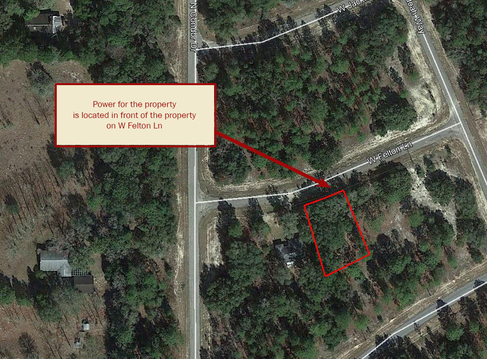 Quarter Acre on Felton Lane in Citrus Springs - Image 4