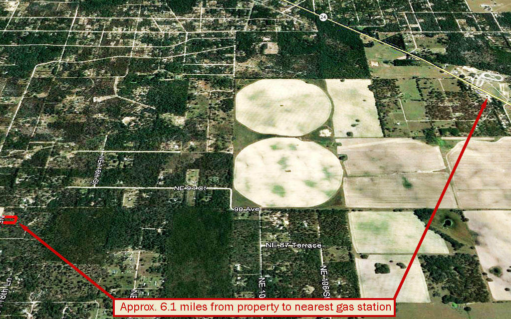 1.25 Acre Property About 6 miles North of Bronson - Image 3