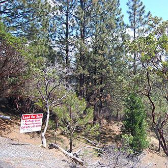 Hillside Residential Lot Near Pine Mountain Lake - Image 0