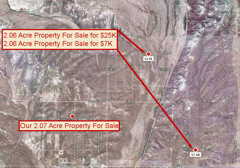 Expansive 2+ Acre Property North of I-80 - Image 2