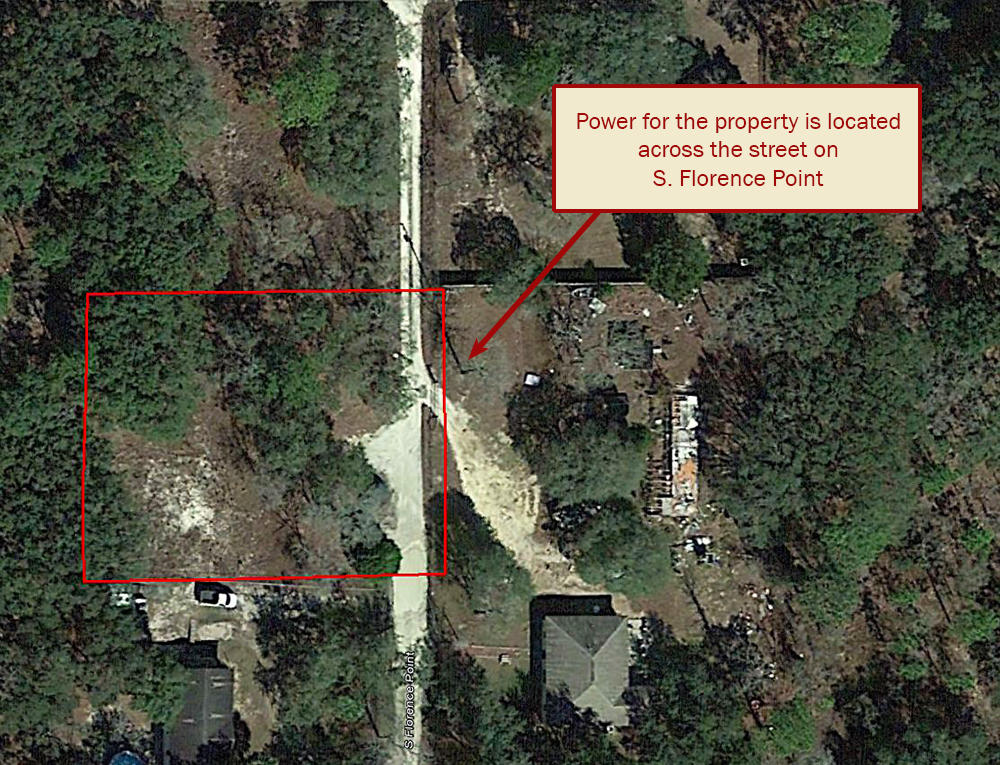 Over a Half Acre in Homosassa Florida - Image 3