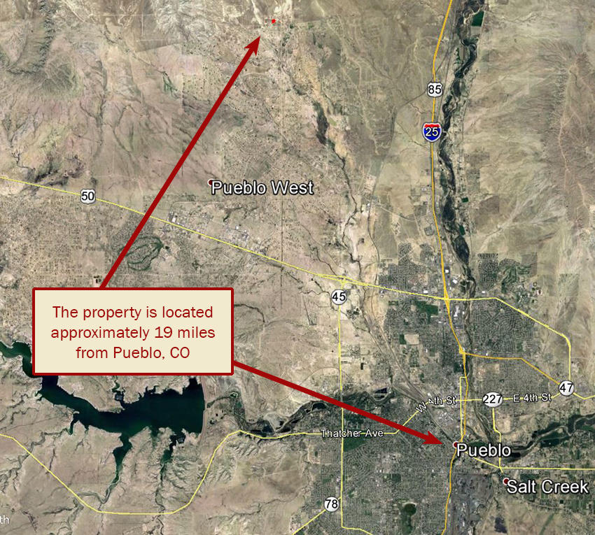 Just Over An Acre Lot Outside of Pueblo - Image 4